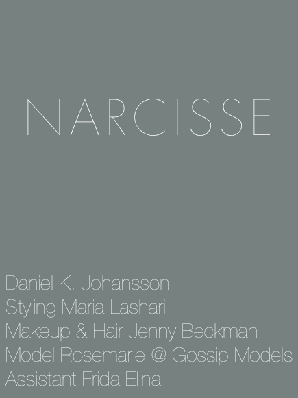 Narcisse - Fashion Editorial